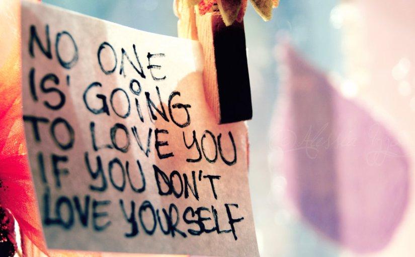 No More Self Hate